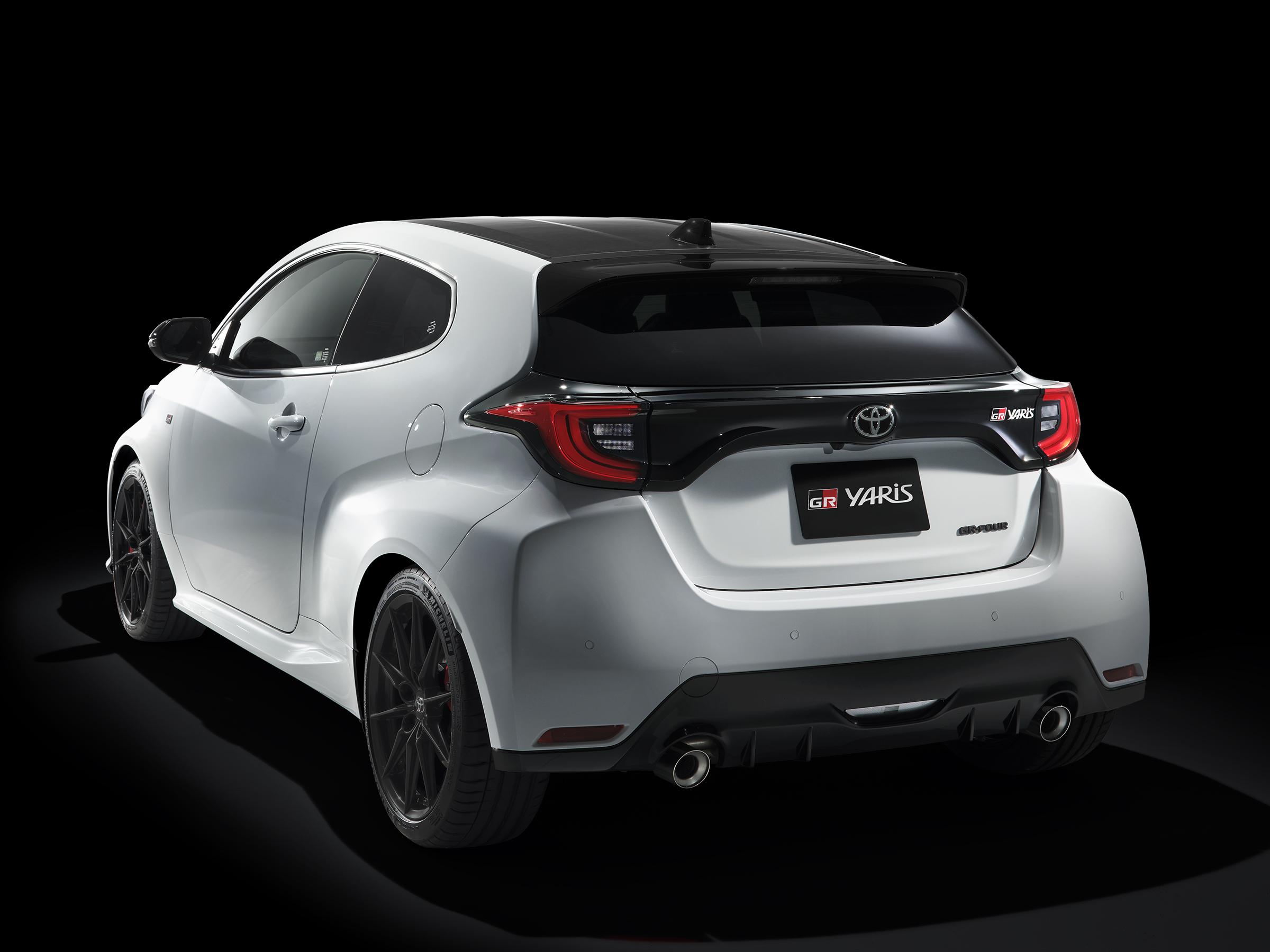 2020 Toyota GR Yaris: 7 highlights on Toyota's maddest hatch yet