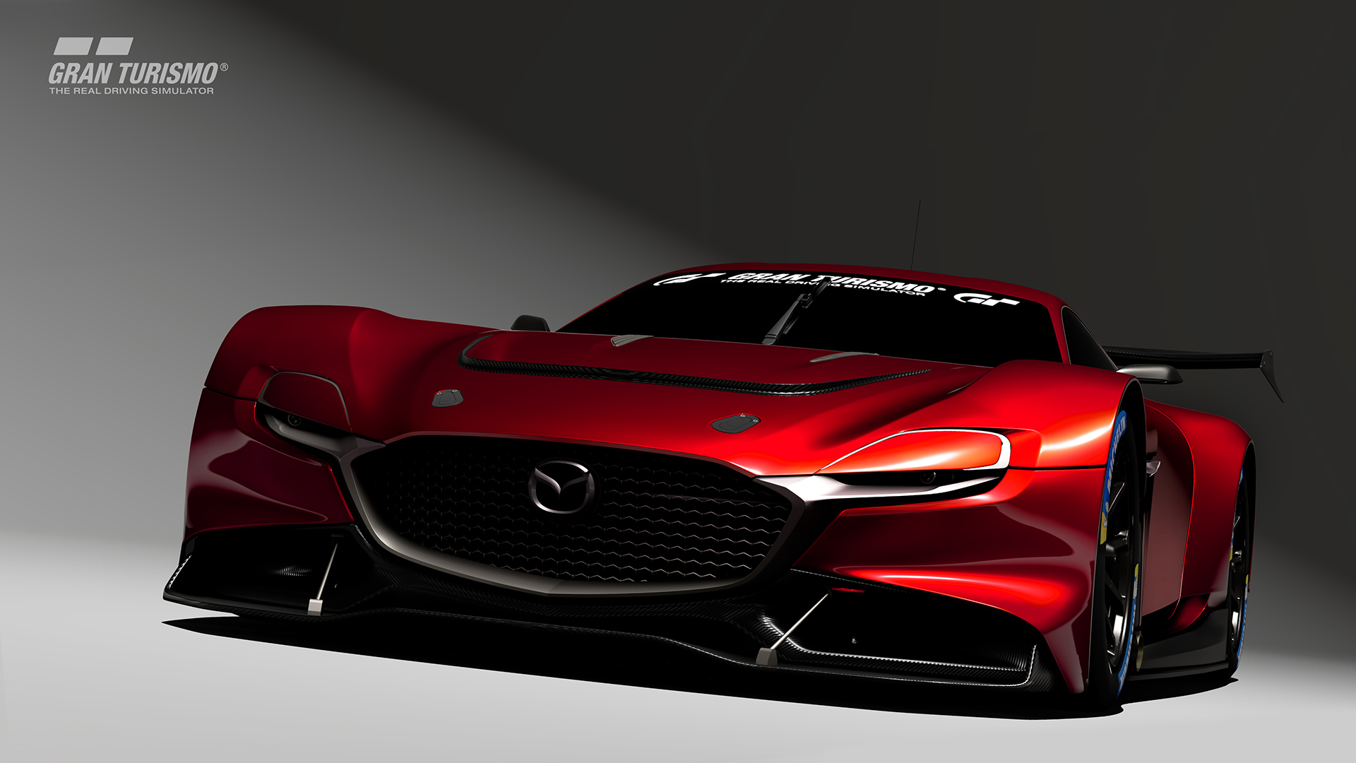 2020 Mazda RX-Vision: The virtual race car with real world hints