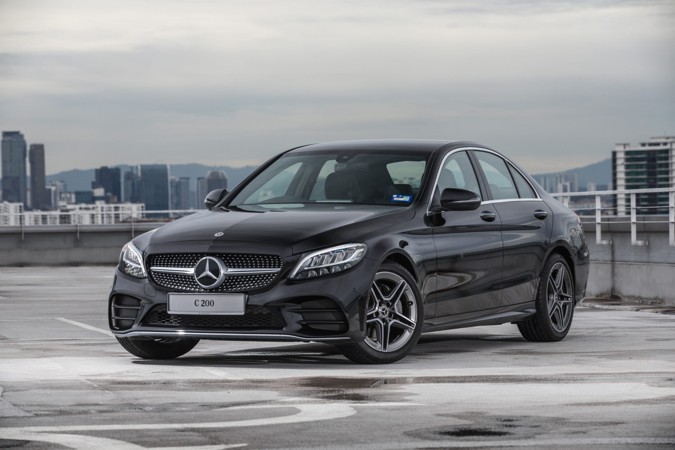 2020 Mercedes Benz C200 AMG Line: 6 Highlights on the sportiest entry level C-Class
