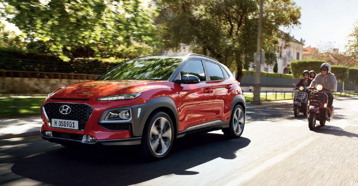 2020 Hyundai Kona – 12 highlights on the X50 / HR-V rival from Hyundai